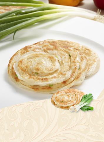 【Scallion pancakes】