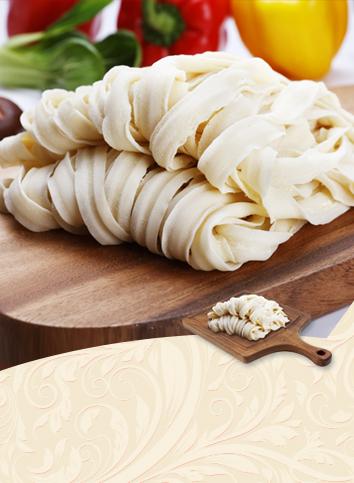 【Sliced noodles】