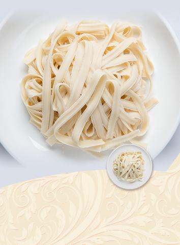 【Sliced noodles, 0.8 cm】