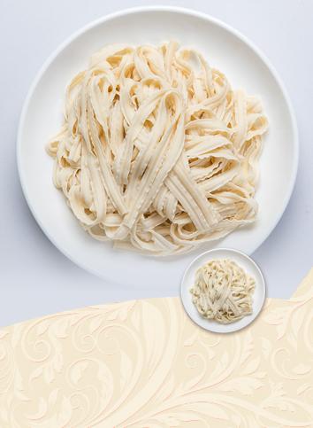 【Sliced noodles, 1.0 cm】