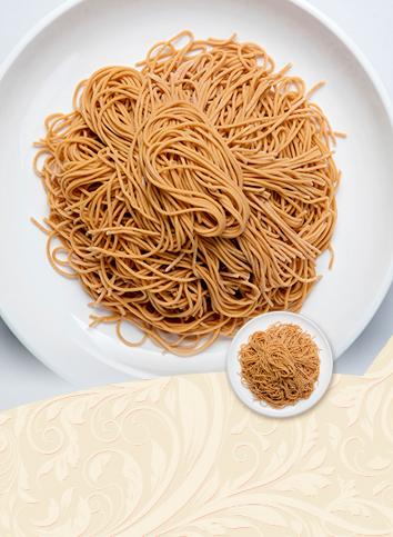 【Carrot noodles】