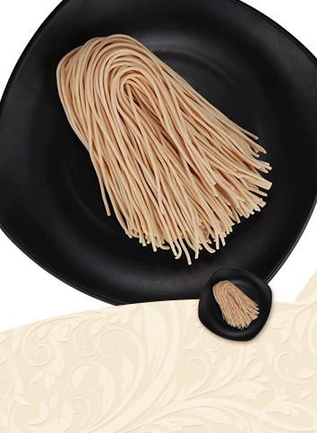 【Semi-dried noodles - pumpkin noodles】