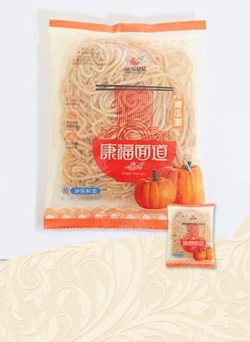 【Bagged - pumpkin noodles】