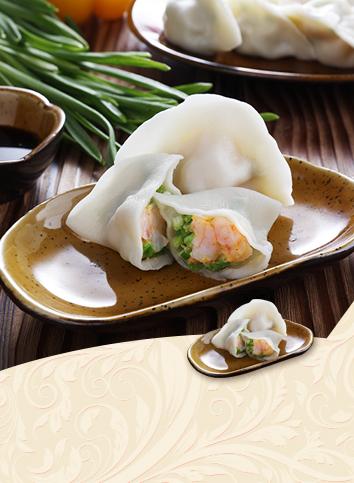 【Handmade dumplings】