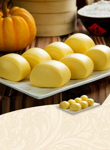 【Pumpkin buns】
