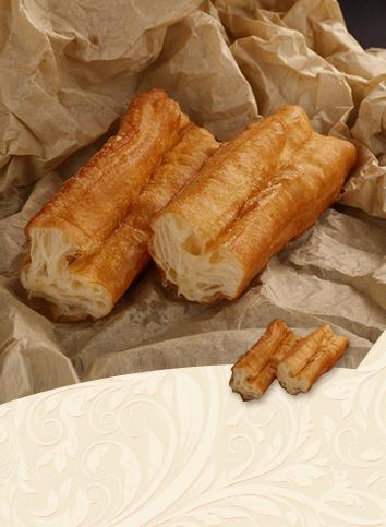 【Deep-Fried Dough Stick】