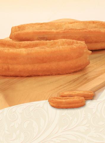 【Cream crispy Fried dough sticks】