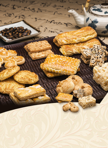 【Pastry combination】
