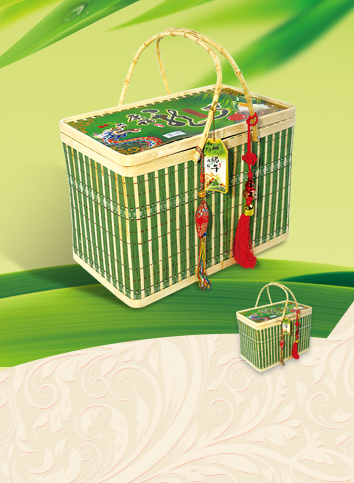 【Kangfu gold dragon cast】Gift baskets