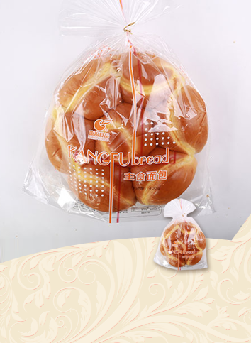 【The staple food of bread】