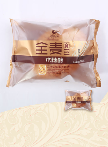 【Whole wheat bread - xylitol】