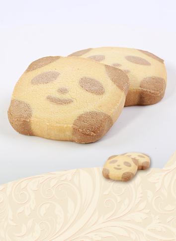 【The panda cookies】