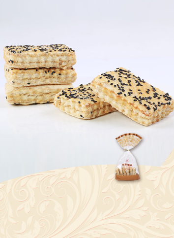 【Black sesame seeds with xylitol】